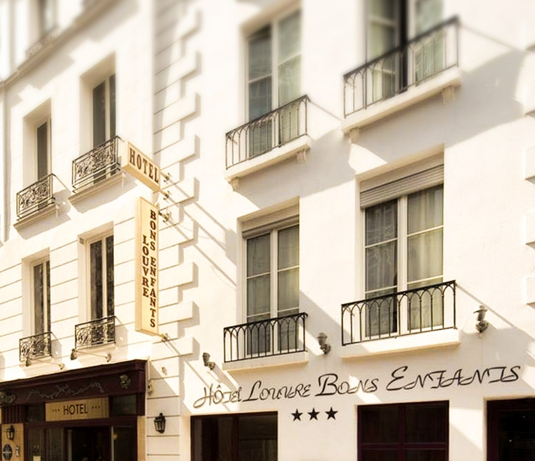 Hotel Louvre Bons Enfants