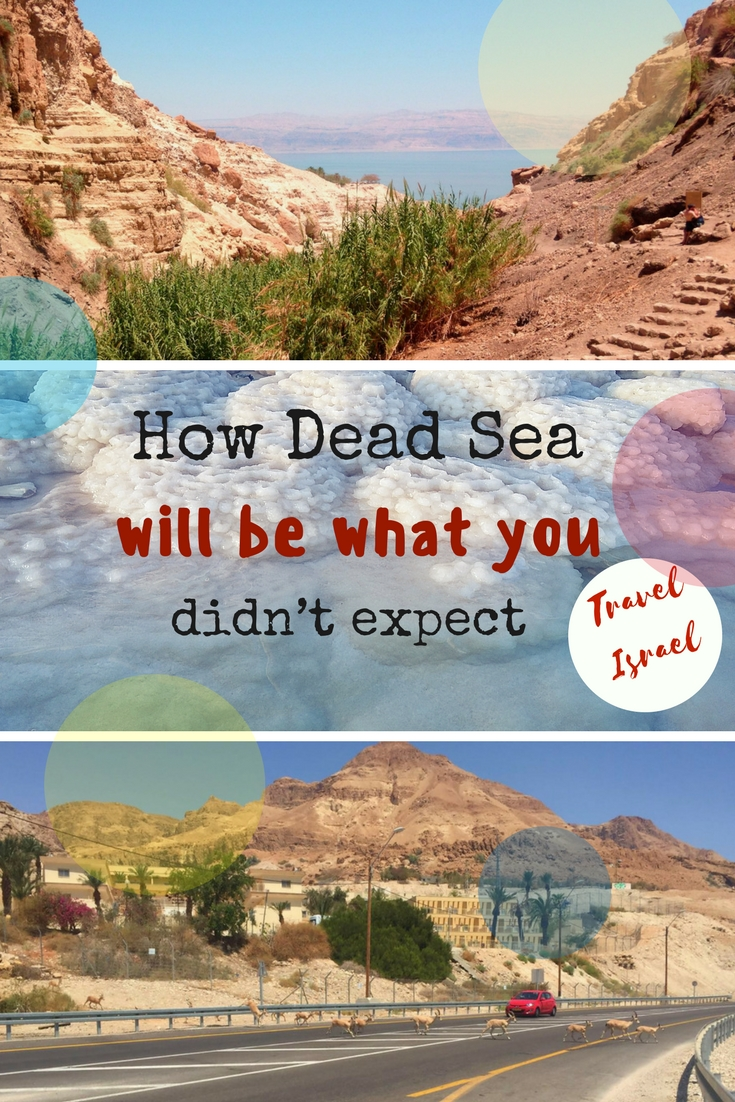 How Dead Sea will be what you didn't expect