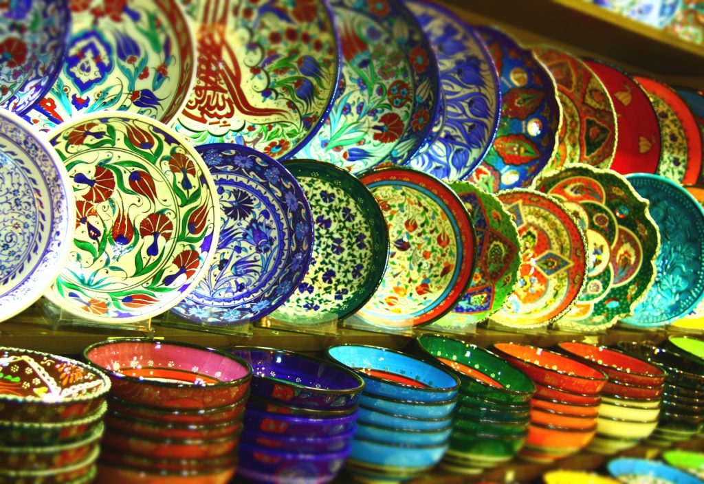 Shopping in Moroccan markets