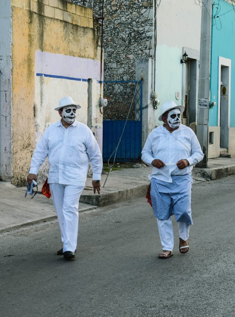 The Day of the Dead costumes