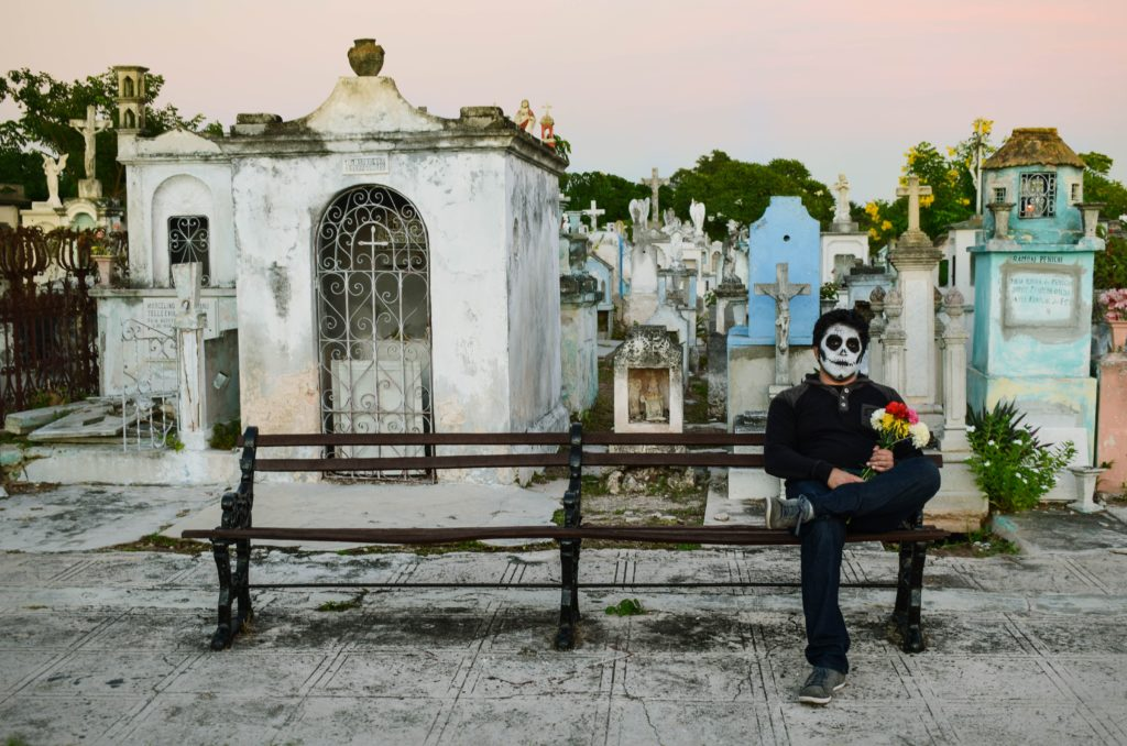 Day of the Dead in Merida, Mexico