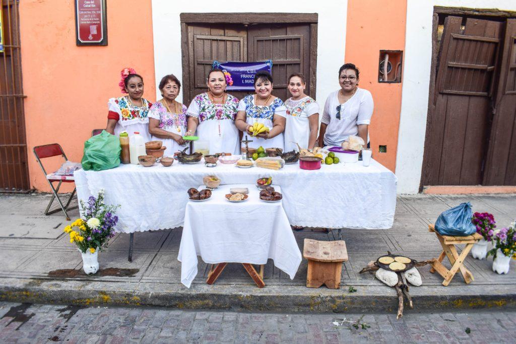 Day of the Dead celebration in Merida, Mexico