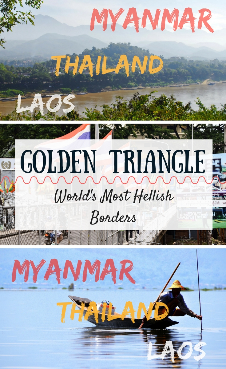 Golden Triangle - World's Most Hellish Borders