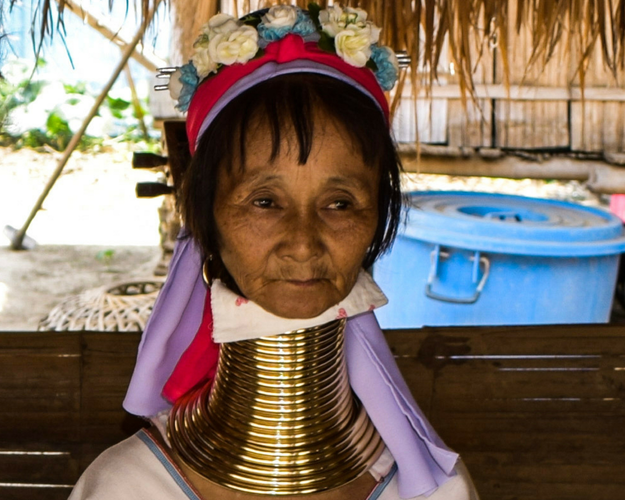 Karen Long Neck Tribe Thailand