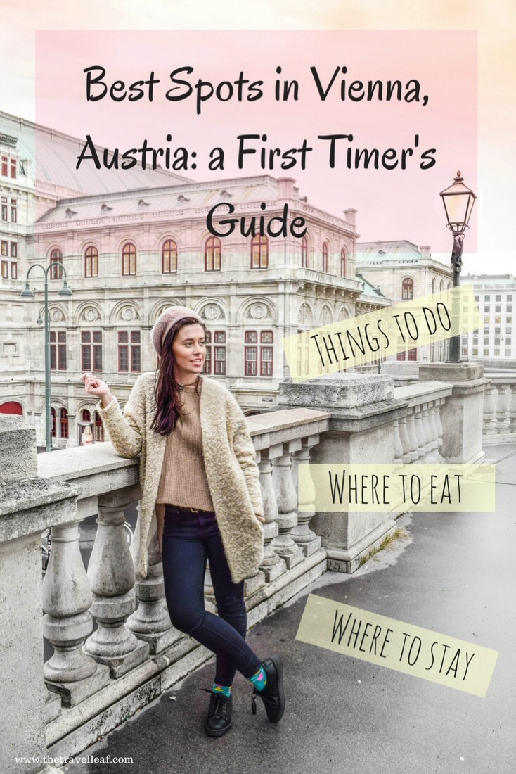 Best Spots in Vienna, Austria: a First Timer's Guide