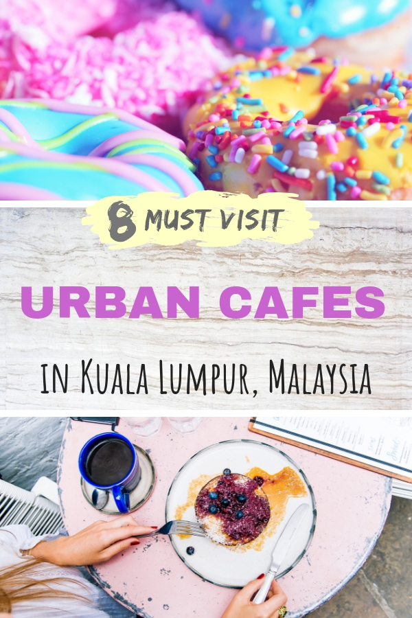 Traveling to Kuala Lumpur Malaysia soon and looking for cool things to do there? Check out these 8 must visit urban cafes in Kuala Lumpur, Malaysia for one of a kind food, travel, and design experience. #Malaysia #KualaLupmur #Cafe #food #travel