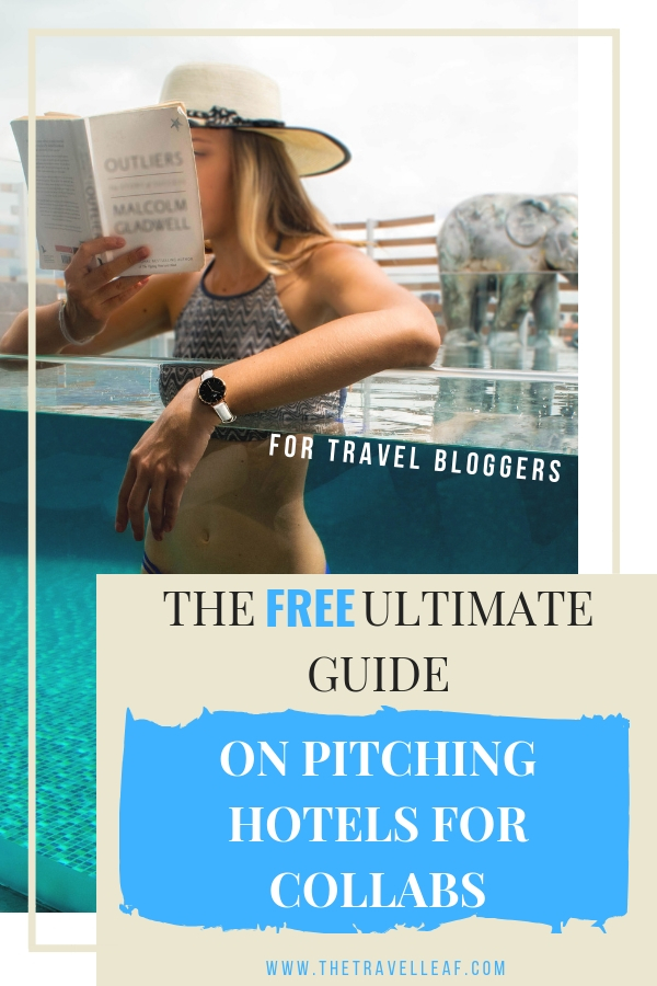TRAVEL BLOGGING AND HOTEL PARTNERSHIPS MADE EASY. Discover your ultimate guide on pitching hotels for collaborations and learn all the strategies that actually work right now. Being up to date with the latest marketing and travel blogging trends is the key to success and here's where you'll find it. #travelblogger #onlinebusiness #travel