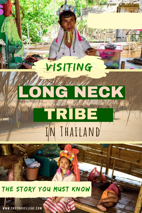 "Visiting the Long Neck Tribe in Chiang Mai area or anywhere in Thailand is one of the most popular attraction. However, it's very important to know the story behind Karen Tribe ""attraction"" and think about if it's really ethical to visit. Find out more right here! #Thailand #LongNeckTribe #Travel"