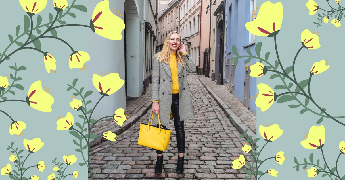 What to wear in Europe: spring style 2018 & packing tips