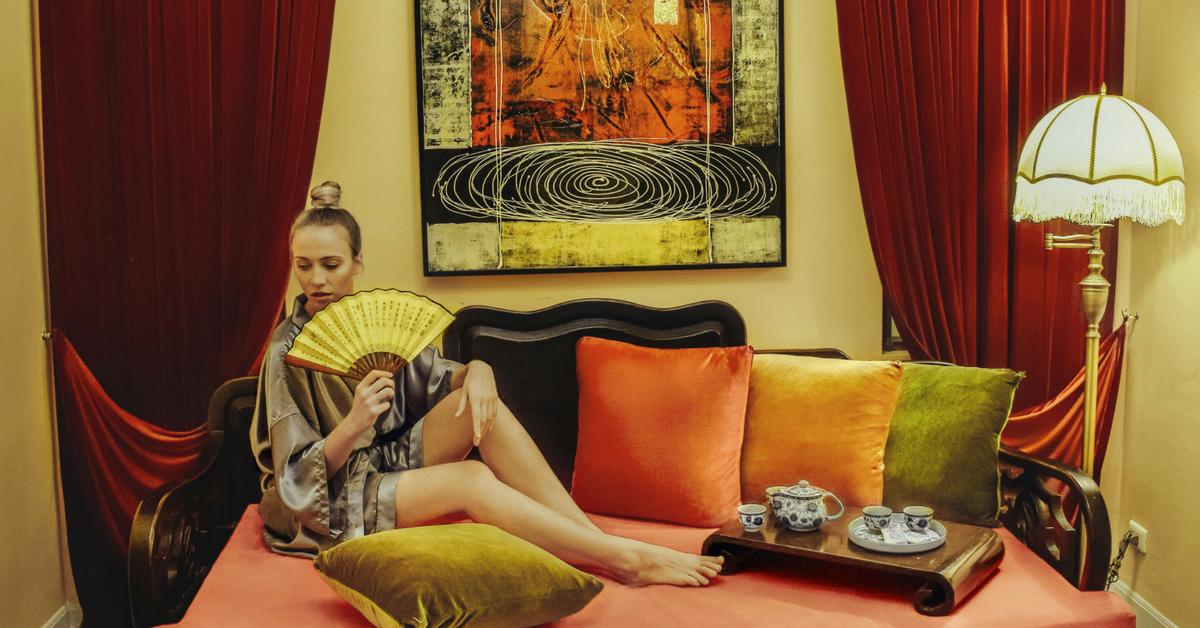 Shanghai Mansion Bangkok: most striking boutique hotel in Thai Chinatown