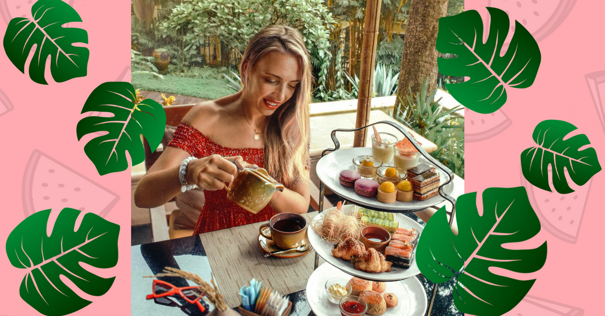 Chic Relaxation: Afternoon Tea at the Four Seasons Resort Chiang Mai, Thailand