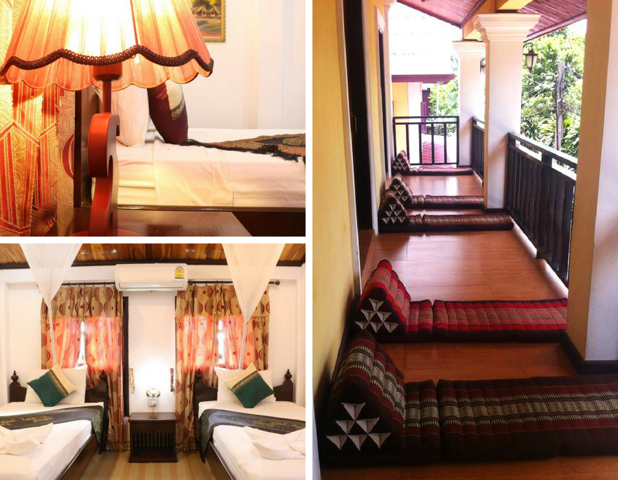 Where to stay in Luang Prabang Laos: best style hotels & hostels for any budget