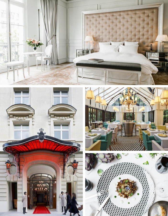 Very best places to stay in Paris France: style & boutique hotels for any budget