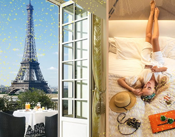 Best places to stay in Paris France: style & boutique hotels for any budget
