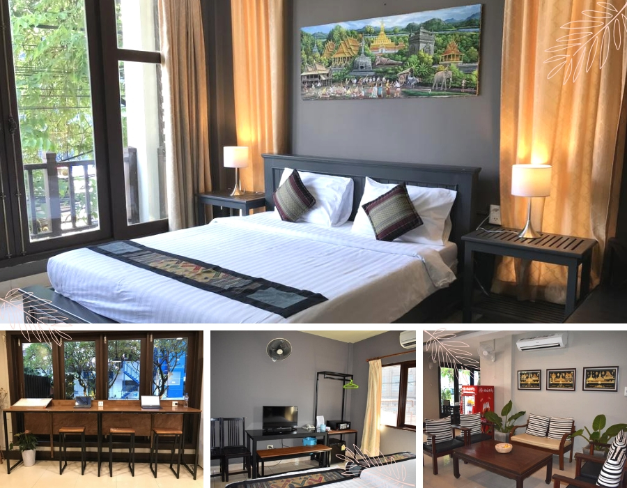 Where to stay in Vientiane Laos: style & boutique hotels for any budget