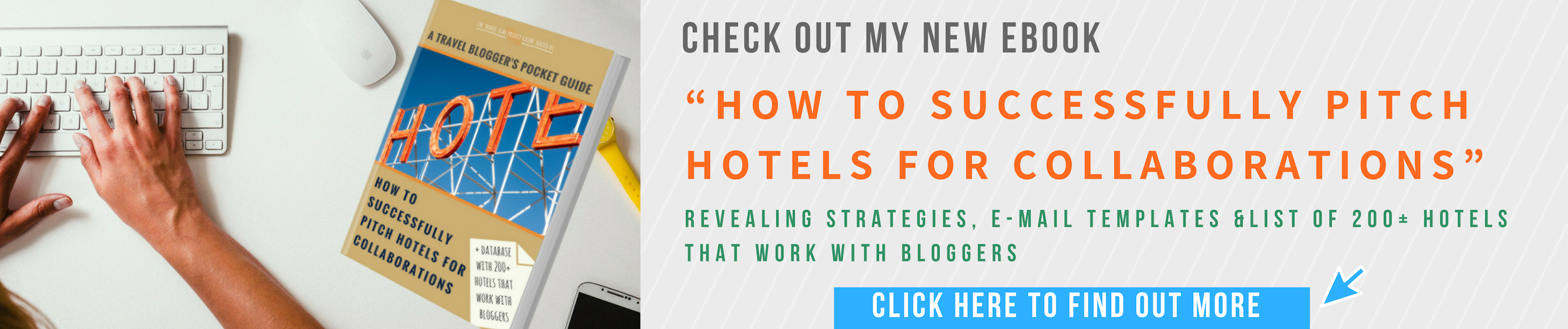 Get a complimentary hotel stay as a travel blogger: where to start?