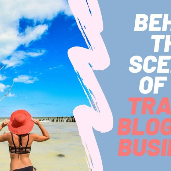 Building my travel blog as a business