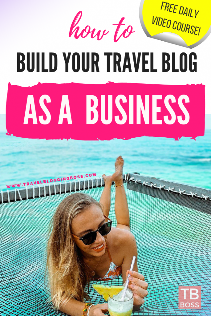 Travel Blogging Boss