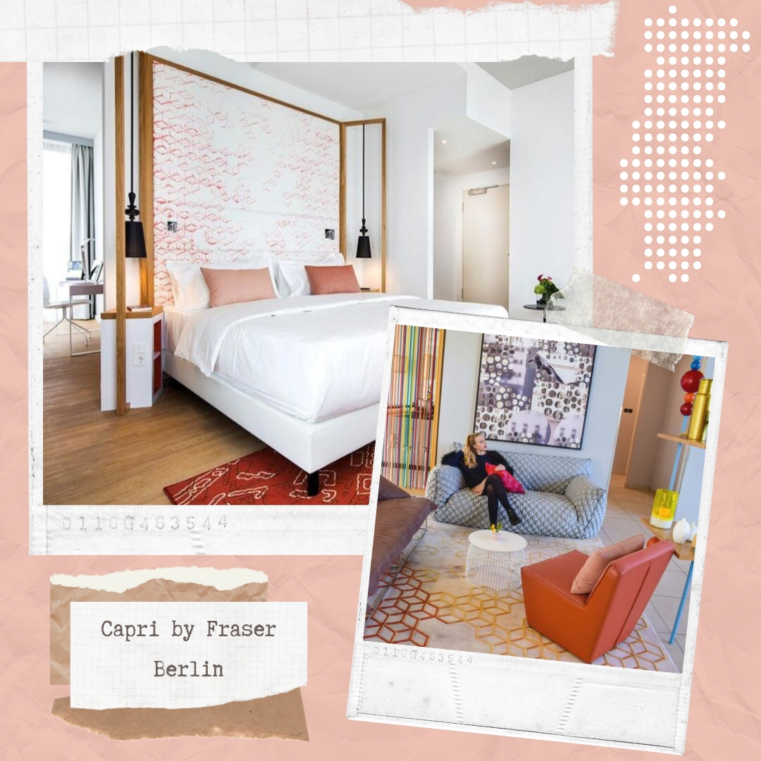 Where to stay in Berlin Germany: style & boutique hotels for any budget