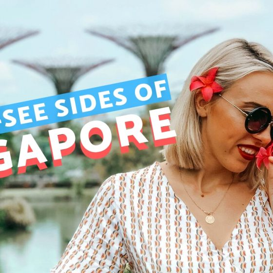 Traveling Singapore in 2 days: awesome places to see for the first-timers