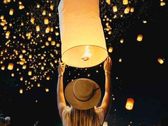 The magical Yi Peng: all about the Lantern Festival in Chiang Mai
