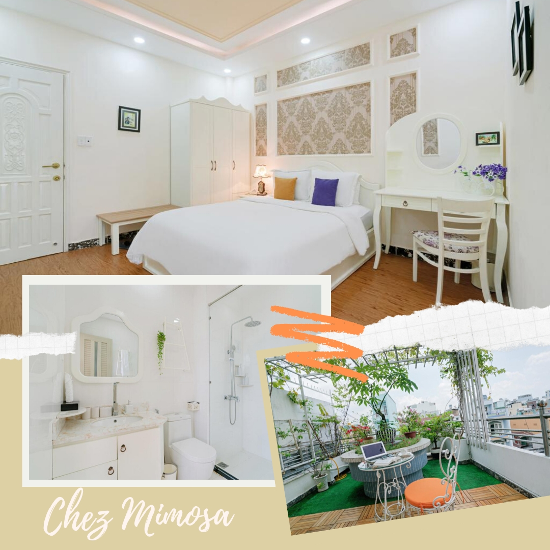 Best cheap hotels in Ho Chi Minh - Chez Mimosa - Boutique Hotel