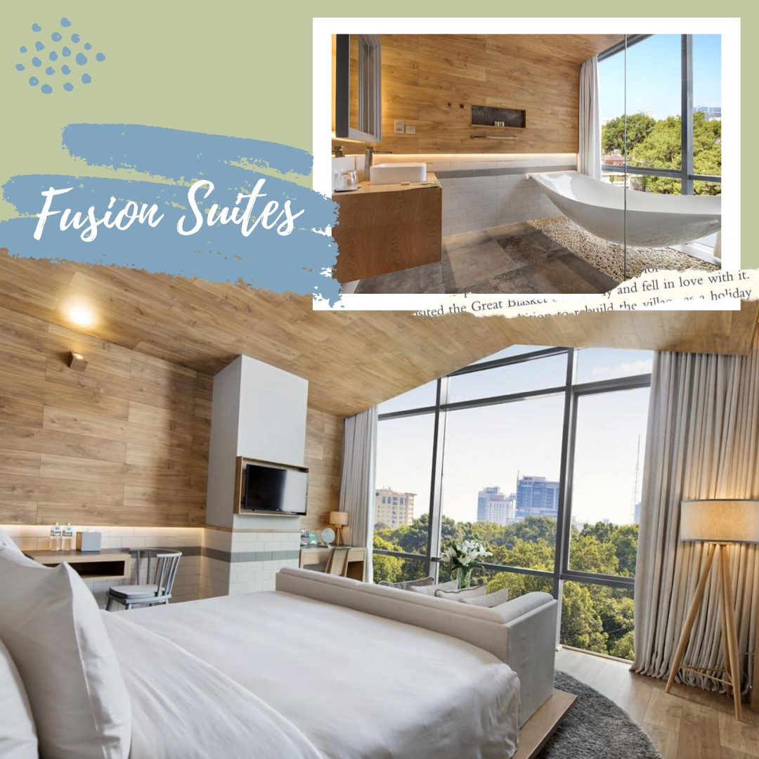 Best mid-range hotels in Ho Chi Minh - Fusion Suites