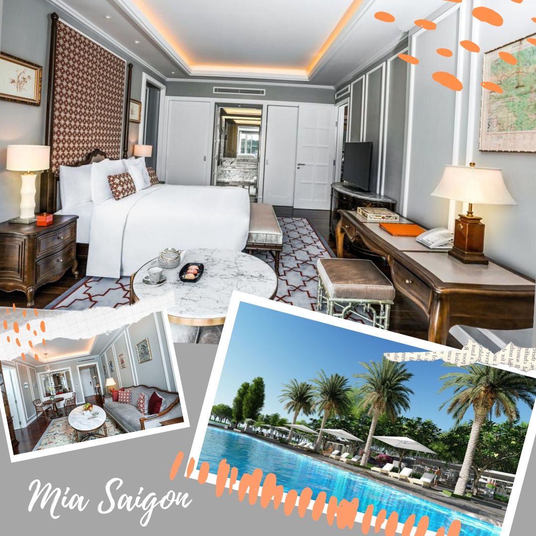 Best luxury hotels in Ho Chi Minh Vietnam - Mia Saigon
