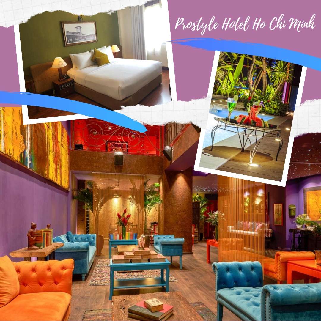 Best mid-range hotels in Ho Chi Minh - Prostyle Hotel Ho Chi Minh