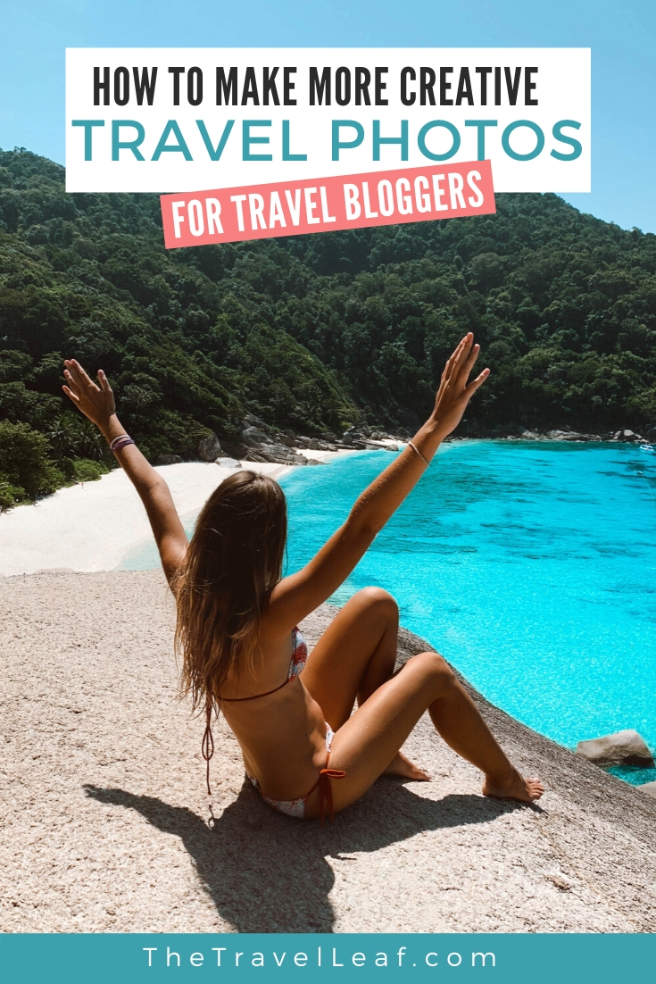 How to make more creative travel photos for travel bloggers